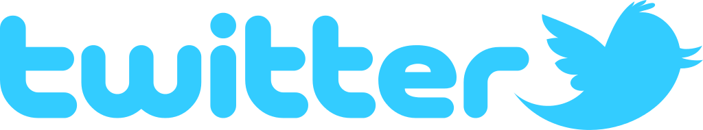 twitter logo with birds symbol icon 24